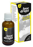 Возбуждающие капли унисекс Love Drops 30 мл