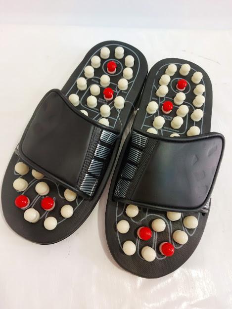 Массажные тапочки рефлекторные для массажа