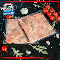 Спинки лосося с/с без шкуры и костей 500 г
