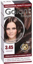 Крем-фарба для волосся GALANT 3,45 Шоколадно-каштановий (3800010501330)