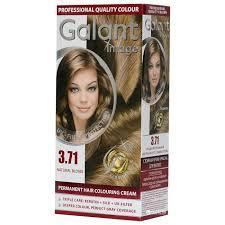 Крем-краска для волос GALANT 3,71  Русый натуральный (3800010501408)