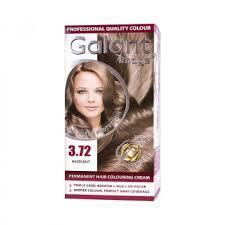 Крем-краска для волос GALANT 3,72 Кофейный блондин (3800010501415)