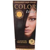 Фарба для волосся Color Time 10 чорний (3800010502504)