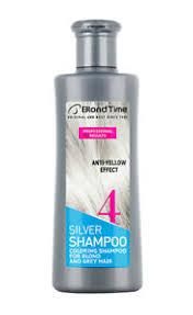Шампунь BLOND TIME Silver  250 ml (3800010500746)