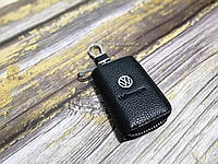 Ключница с логотипом авто Volkswagen, брелок Фольксваген