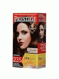 Краска для волос Престиж 235  Шоколад (3800010500951)
