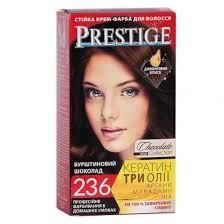 Фарба для волосся Престиж 236 Престиж Бурштиновий шоколад (3800010500968)