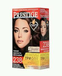 Краска для волос 238 Престиж Тёмный золотисто-коричневый (3800010500975)