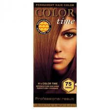 Краска для волос Color Time 75 капучіно (3800010502924)