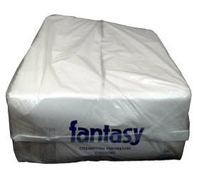 """Серветки """"Fantasy"""" барні білі 500 аркушів (4820093251457)"""
