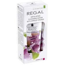 Скраб  эксфолирующий Regal Natural Beauty с абрикосовыми косточками 100 мл (3800010503341)
