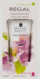 Маска-пенка Regal Natural Beauty регенирирующая 75 мл (3800010503358)