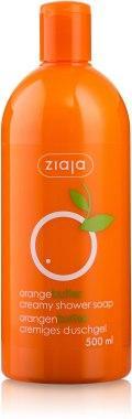Крем-мыло для душа Ziaja Апельсиновое масло 500 мл (5901887016236)