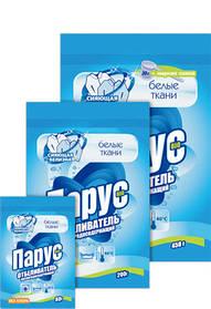 Відбілювач Парус Біо для білих тканин 80 г (4820017660495)