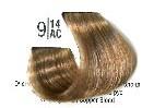 Крем-краска для волос Spa Master 9/14AC Очень светлый холодный шоколадный блонд