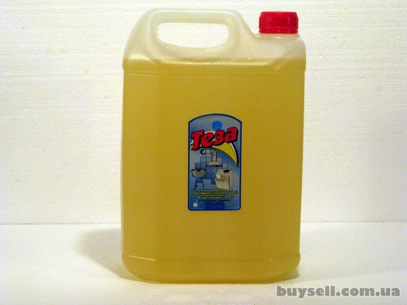 Засіб для миття посуду Teza 5 л Лимон (4820179990188)