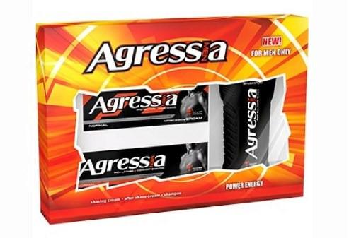 Подарунковий набір Agressia Normal Power Energy NPA-12 (3800213304363)