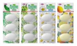 Крем-мыло туалетное  Рецепты Природы Яблоко 3*100 (4820003383018)