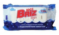 Хозяйственное мыло ЮСИ Briz Lux с отбеливающ эффектом 72 % 200 г (4820003385425)