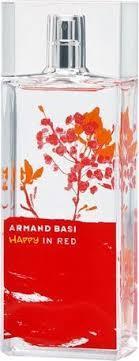 Туалетная вода Armand Basi  Happy In Red 30 мл (8427395940063)
