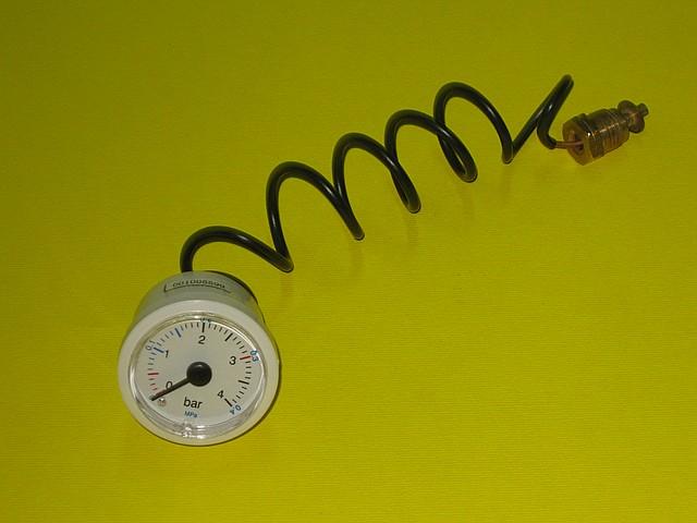 Манометр 18 / 24 AB10080001 кВт Zoom Boilers