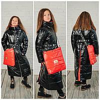 Зимние пальто для девочки «Ванесса» р-ры 140-158