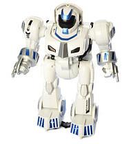 Робот-трансформер K4 на радиоуправлении (звук, свет, ездит, стреляет), фото 2