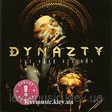 Музичний сд диск DYNAZTY The dark delight (2020) (audio cd)