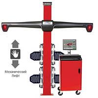 Стенд для РУУК HawkEye, 3-D, 2-х камерный, механичесчкий лифт, ПО WinAlign Hunter WA510E-HS221ML2E
