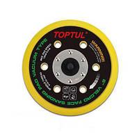 Диск, платформа для шлифмашинки, 125 мм, Toptul KALE0501