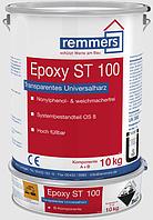 Прозрачная грунтовочная 2-компонентная эпоксидная смола Epoxy ST 100, фото 1