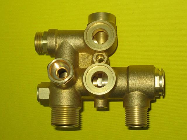 Гидрогруппа входа воды CB11030011 Zoom Boilers, Rens, Weller, фото 2
