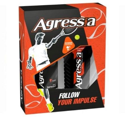 Подарочный набор Agressia Normal Follow Your Impulse NPA-042 (3800213305629)