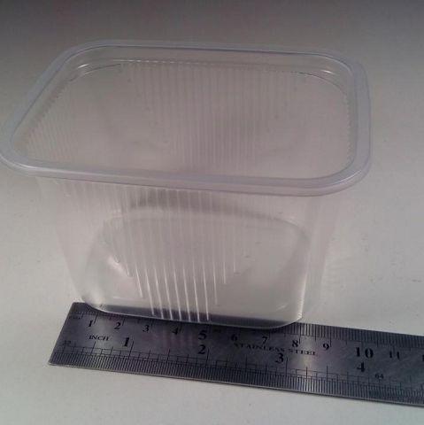 Одноразовая упаковка для первых блюд