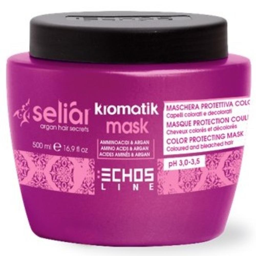 Маска Echosline Kromatik для окрашенных волос 500 мл (8033210294244)