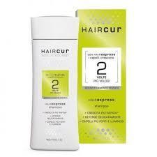 Шампунь EXPRESS 200 мл  Brelil Hair Cur (8011935073757)