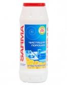 Чистящий порошок Сарма антибактериальный лимон 400гр (4600697080710)
