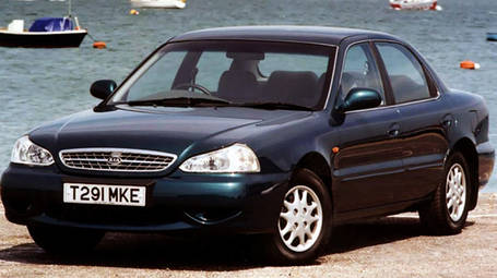 Kia Clarus 1995-2001г.в.