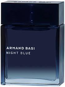 Туалетна вода для чоловіків Armand Basi Night Blue 100 мл Тестер (8427395015082)