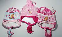 Шапка  Barbie (Дисней) для девочки, размеры 54 см, арт. 952-783, фото 1