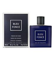 Туалетная вода для мужчин Bleu Fonce 80 мл Новая Заря (4603023045346)