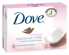 Крем-мыло Dove 135 г Кокос и жасмин (8712561306577)