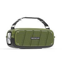Портативная беспроводная Bluetooth колонка Hopestar A20 Хопстар акустическая стерео система влагозащищённая