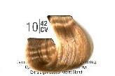 Крем-фарба для волосся Spa Master 10/42CV Понад.світлий мідний перламутр.блонд