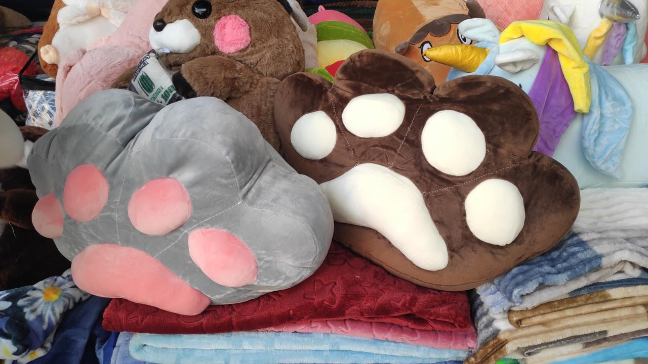 Детский плед 3-в-1 П (плед-игрушка-подушка)