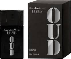 Туалетна вода для чоловіків Gian Marco Venturi Frames Oud 100 мл (8002747056434)