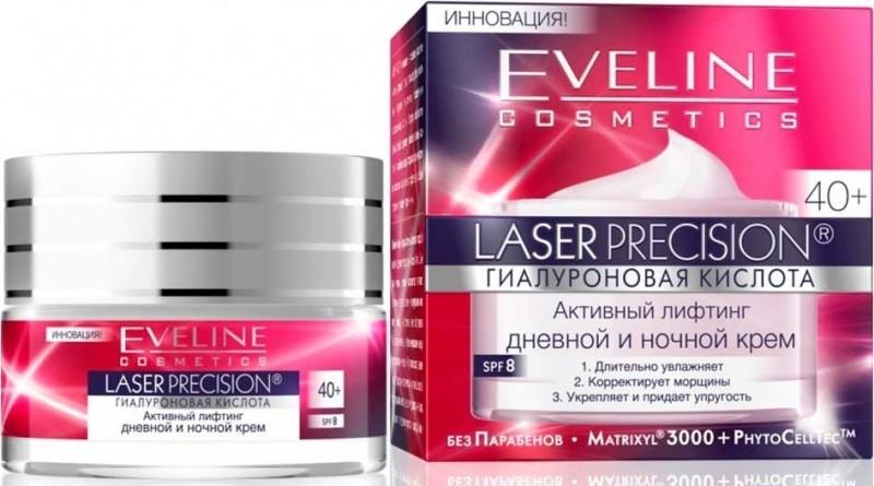 Крем для обличчя Eveline Активний ліфтинг 40+ 50 мл (5907609393166)
