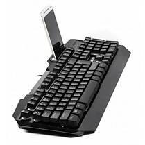 Клавиатура Maxxter KBG-201-UL Black USB, фото 3