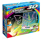 Детская развивающая  с LED подсветкой Magic Drawing Board Line, фото 6