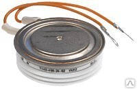 Тиристоры ТБ153-800-22, ТБ153-1000-22, ТБ253-800-22, ТБ253-1000-22